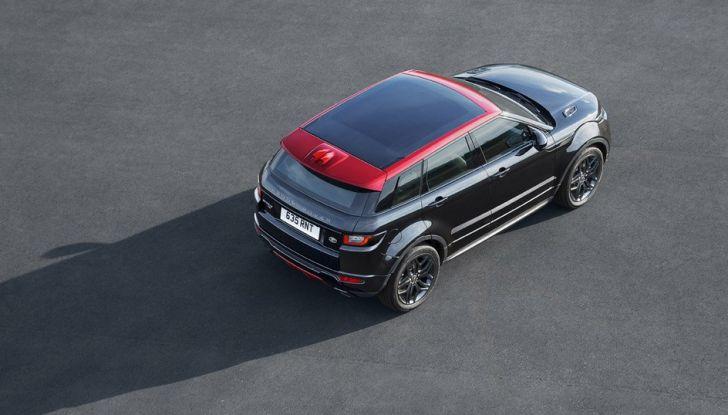 Range Rover Evoque Ember Special Edition - Foto 17 di 18