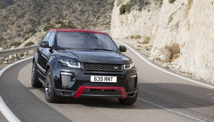 Range Rover Evoque Ember Special Edition - Foto 1 di 18