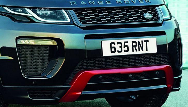 Range Rover Evoque Ember Special Edition - Foto 18 di 18
