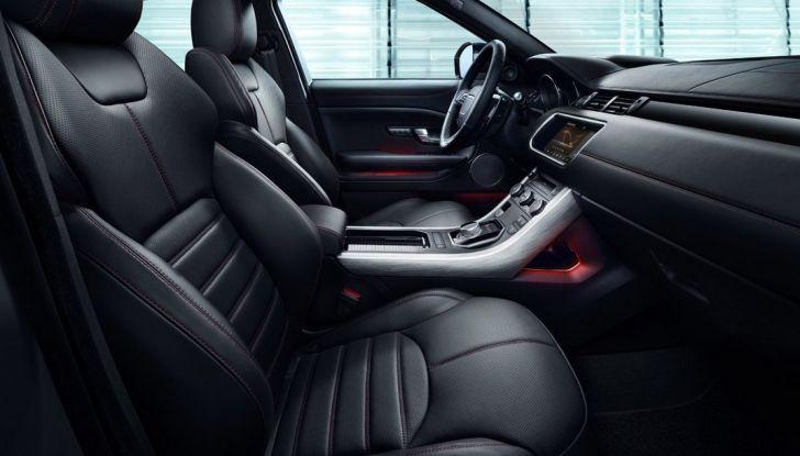 Range Rover Evoque Ember Special Edition - Foto 11 di 18