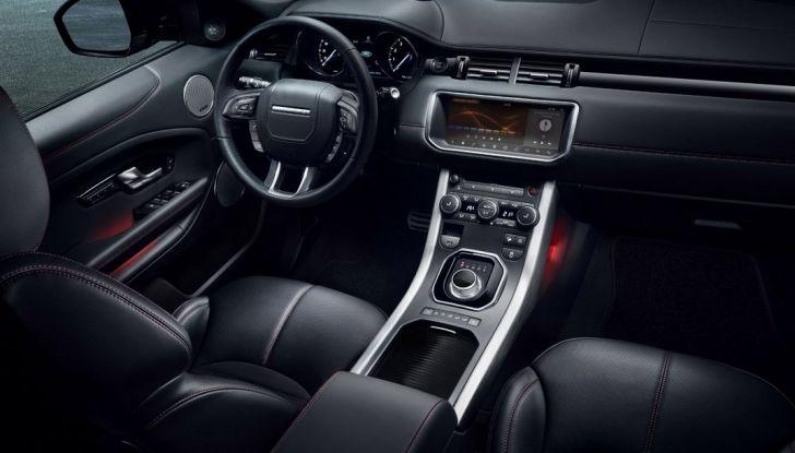 Range Rover Evoque Ember Special Edition - Foto 4 di 18