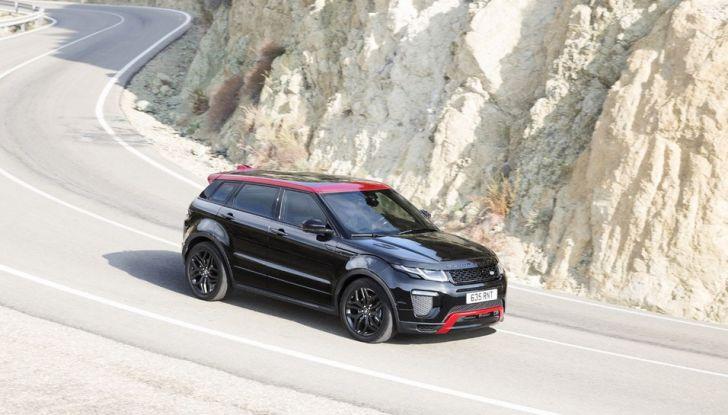 Range Rover Evoque Ember Special Edition - Foto 14 di 18