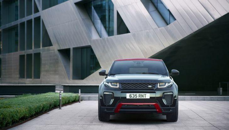 Range Rover Evoque Ember Special Edition - Foto 5 di 18