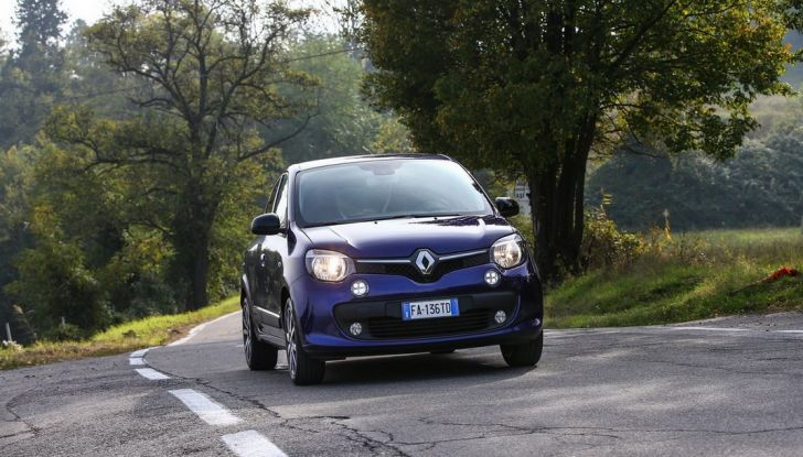 Renault Twingo LOVELY e LOVELY2: serie limitate all'insegna del Glamour - Foto 2 di 10