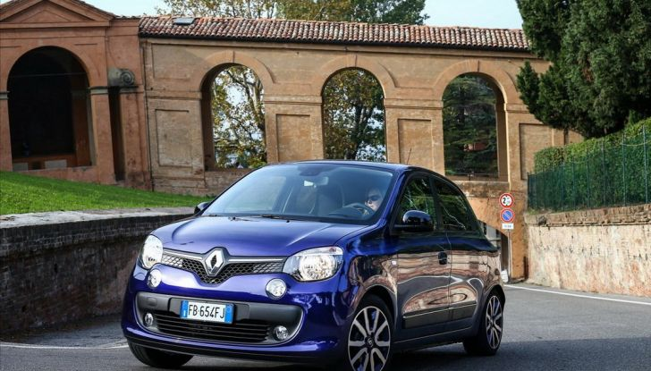 Renault Twingo LOVELY e LOVELY2: serie limitate all'insegna del Glamour - Foto 5 di 10