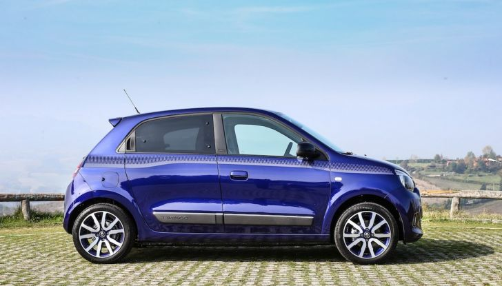 Renault Twingo LOVELY e LOVELY2: serie limitate all'insegna del Glamour - Foto 4 di 10