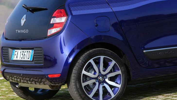 Renault Twingo LOVELY e LOVELY2: serie limitate all'insegna del Glamour - Foto 6 di 10