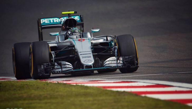 Orari F1 2016, GP della Cina: La diretta su Rai e Sky Sport - Foto 7 di 18