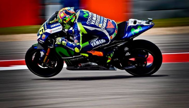 MotoGP, Marquez vince ad Austin. Rossi: caduta e ritiro. - Foto 4 di 13