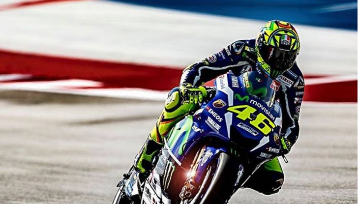MotoGP, Marquez vince ad Austin. Rossi: caduta e ritiro. - Foto 6 di 13