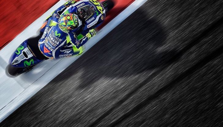 MotoGP, Marquez vince ad Austin. Rossi: caduta e ritiro. - Foto 13 di 13