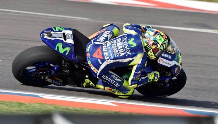 MotoGP: Marquez vince in Argentina, Rossi è secondo - Foto 12 di 15