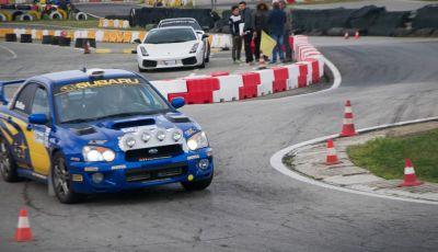Subaru Driving School, la scuola di guida sicura itinerante