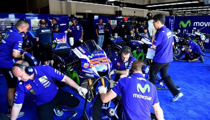 MotoGP: Marquez vince in Argentina, Rossi è secondo - Foto 14 di 15