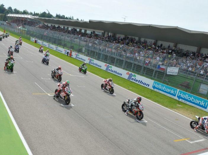 World SBK: per il GP di IMOLA tutto pronto per Pirelli - Foto 4 di 4