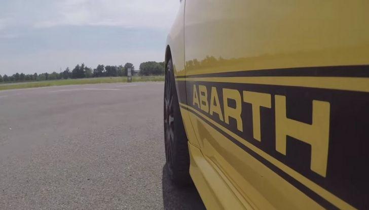 Nuova gamma 595 Abarth: più potente e tecnologica - Foto 7 di 18