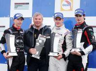 Matteo Cairoli domina il weekend della Carrera Cup Italia