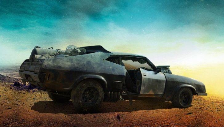 Le 10 auto che hanno fatto la storia nei film - Foto 1 di 11
