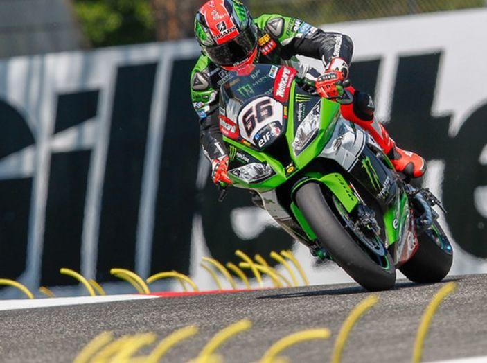 Campionato Mondiale Superbike 2015, Round 5, Acerbis Italian Round