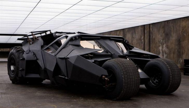 Le 10 auto che hanno fatto la storia nei film - Foto 2 di 11