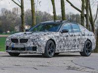 Nuova BMW Serie 5 2017: presente anche BMW M5, le prime foto