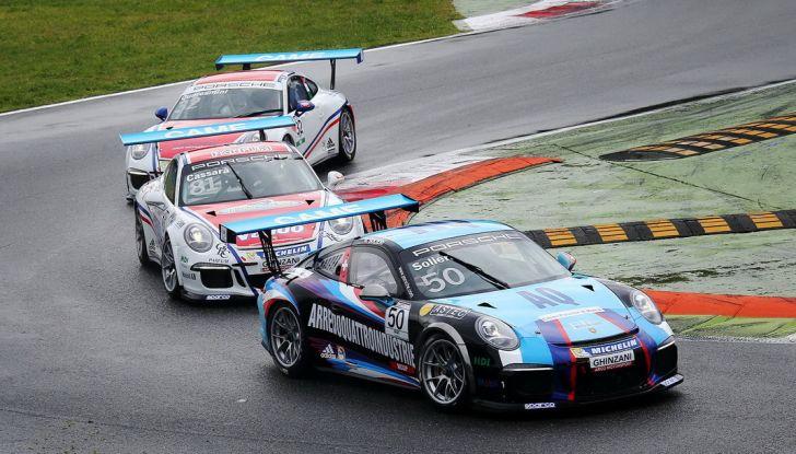 Matteo Cairoli domina il weekend della Carrera Cup Italia - Foto 3 di 9