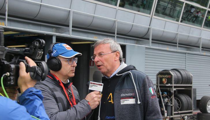 Matteo Cairoli domina il weekend della Carrera Cup Italia - Foto 8 di 9