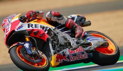 MotoGP 2016, Barcellona: Marquez primo nelle qualifiche, Rossi quinto