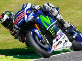 MotoGP 2016, Mugello: vince Lorenzo. Rossi K.O.