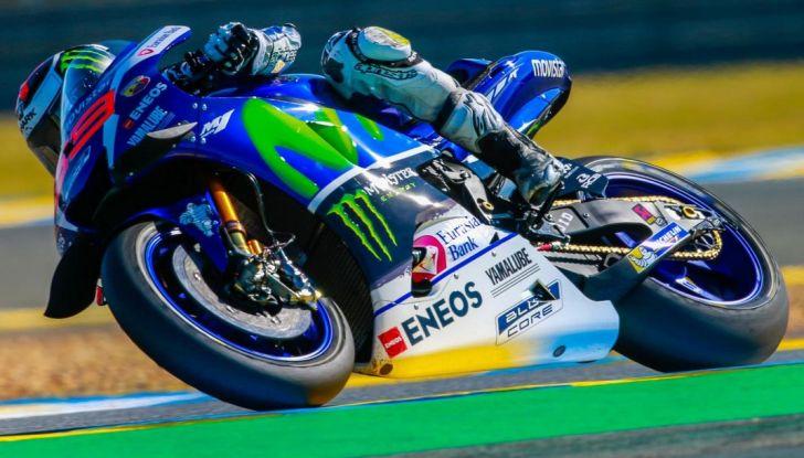 Risultati FP1 ed FP2 Le Mans 2016: Lorenzo e Pedrosa davanti, Ducati c'è – Orari TV - Foto 1 di 5