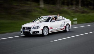 """Audi A7 """"Jack"""" concept: evoluzione della guida pilotata"""
