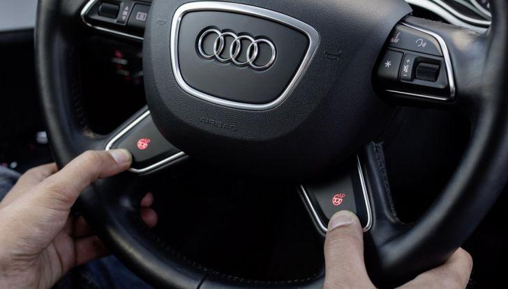 Audi A7 guida pilotata
