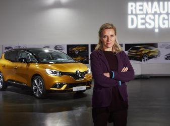 Renault: Agneta Dahlgren vince del premio Donna dell'Anno WAVE 2016