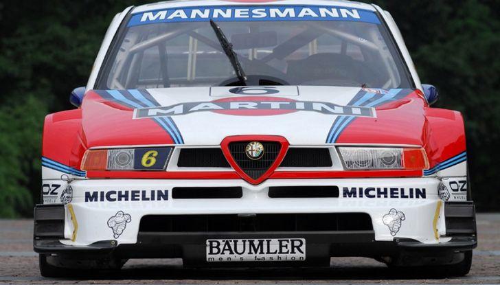 Alfa Romeo 155 V6 TI: una stella del DTM - Foto 1 di 18