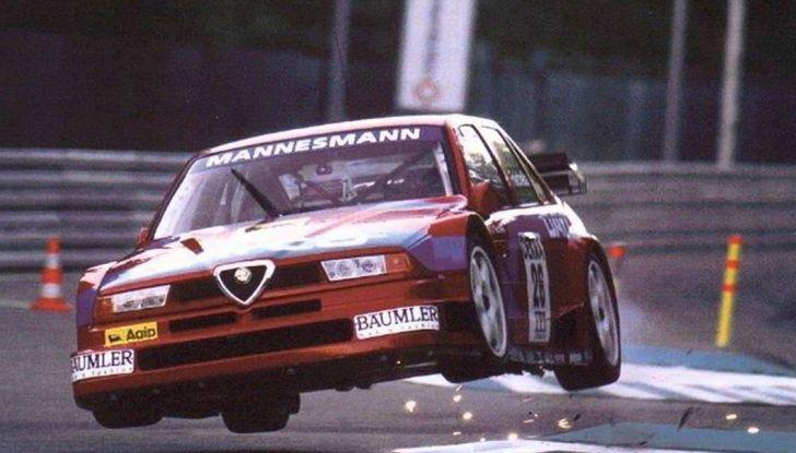 Alfa Romeo 155 V6 TI: una stella del DTM - Foto 4 di 18