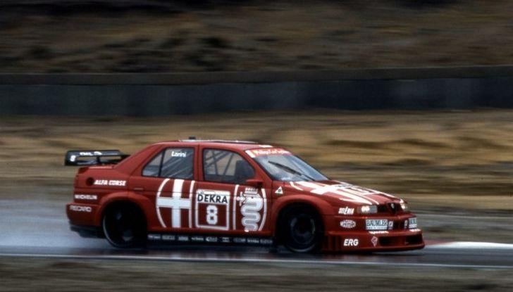 Alfa Romeo 155 V6 TI: una stella del DTM - Foto 13 di 18