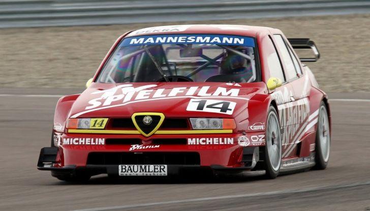 Alfa Romeo 155 V6 TI: una stella del DTM - Foto 17 di 18