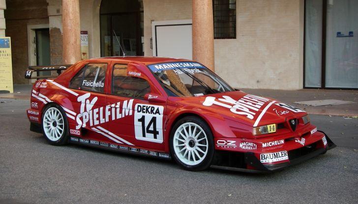 Alfa Romeo 155 V6 TI: una stella del DTM - Foto 18 di 18