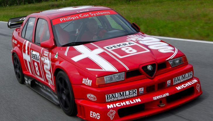 Alfa Romeo 155 V6 TI: una stella del DTM - Foto 2 di 18
