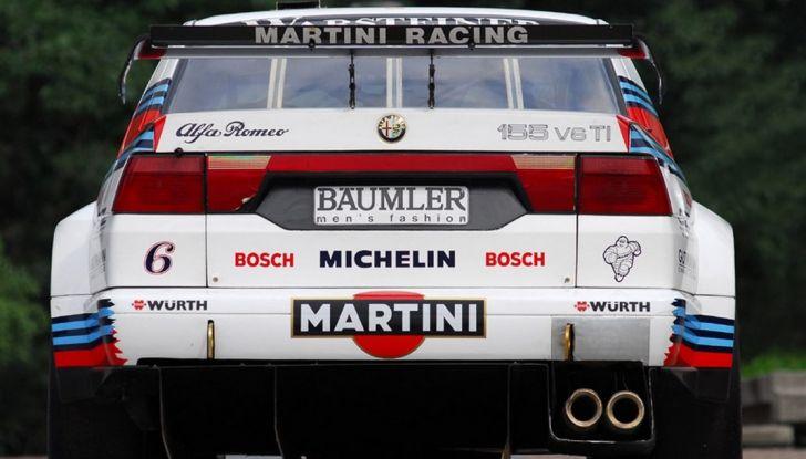 Alfa Romeo 155 V6 TI: una stella del DTM - Foto 9 di 18