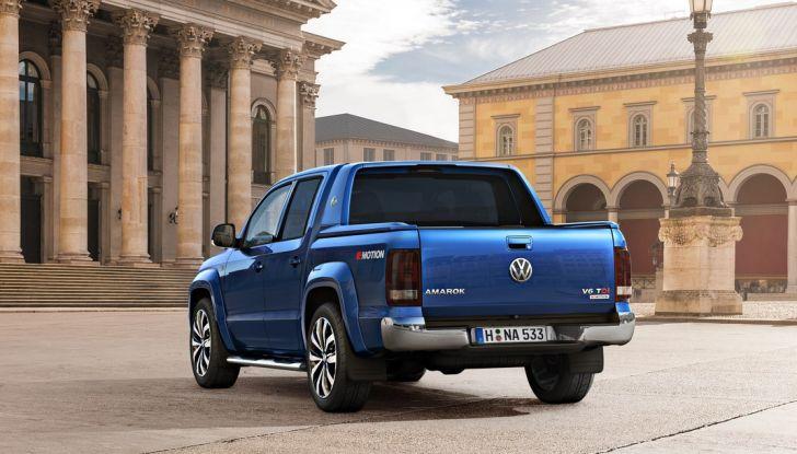 Nuovo Volkswagen Amarok Aventura