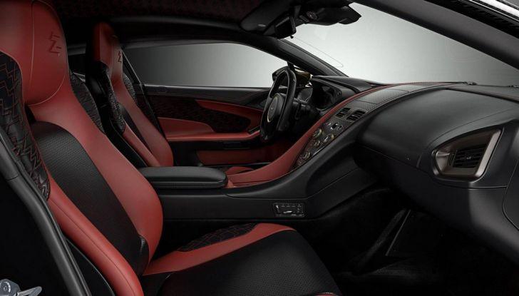 Aston Martin Vanquish Concept porta la firma di Zagato - Foto 7 di 11