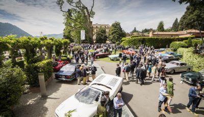 Concorso d'Eleganza Villa d'Este 2016: Ritorno al futuro, il viaggio continua
