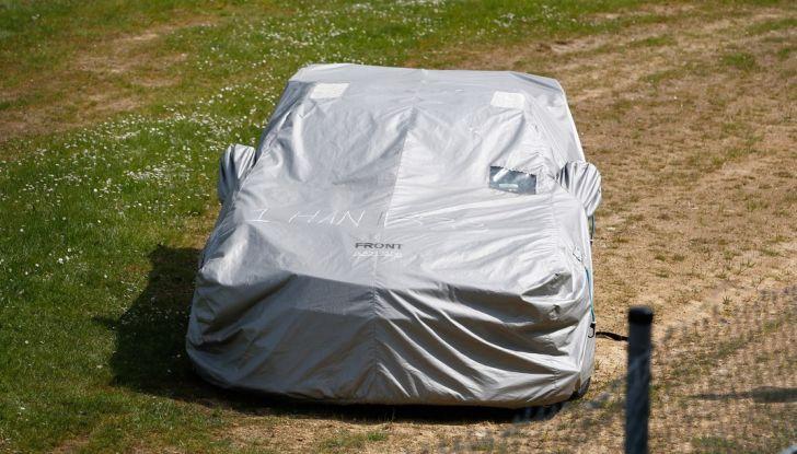 Chevrolet Camaro Z28, incidente al Nürburgring durante i collaudi (6)