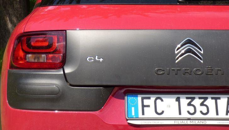 Citroen C4 Cactus BlueHDi 100 ETG6 la prova su strada, consumi e prestazioni (35)