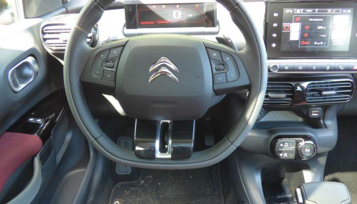 Citroen C4 Cactus volante BlueHDi 100 ETG6 la prova su strada, consumi e prestazioni (47)