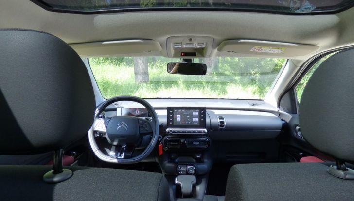 Citroen C4 Cactus BlueHDi 100 ETG6 la prova su strada, consumi e prestazioni (52)