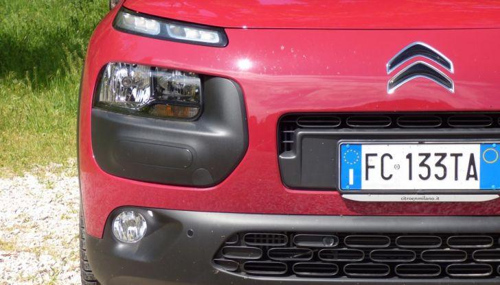 Citroen C4 Cactus BlueHDi 100 ETG6 la prova su strada, consumi e prestazioni (6)