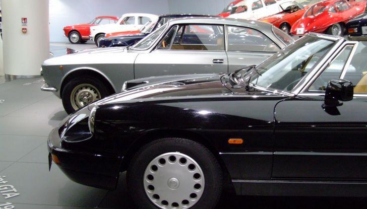Auto storiche Museo Alfa Romeo