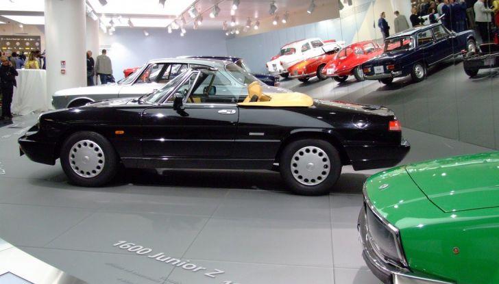 Auto storiche Museo Alfa Romeo Arese